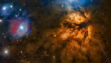 Những hình ảnh ấn tượng khiến chúng ta trầm trồ về vẻ đẹp của vũ trụ