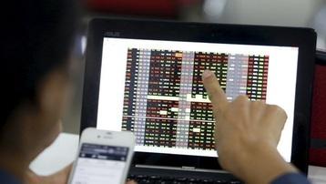 Thị trường đột ngột đảo chiều, VN-Index rơi tự do và mất hơn 56 điểm