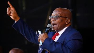 Cựu Tổng thống Nam Phi J.Zuma chấp hành án tù