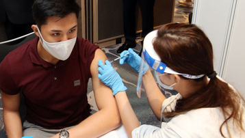 Quốc gia Đông Nam Á có 70% dân số tiêm đầy đủ vaccine Covid-19