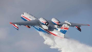 Không ai sống sót trong vụ rơi máy bay cứu hỏa của Nga ở Thổ Nhĩ Kỳ