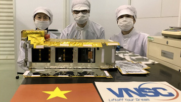 Vệ tinh NanoDragon sẽ lên quỹ đạo vào ngày 1/10/2021