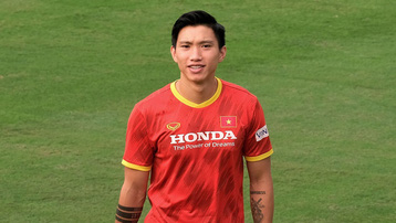 Văn Hậu rời đội tuyển Việt Nam