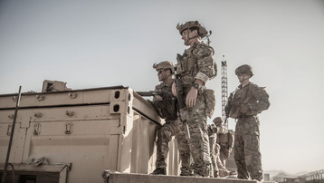 Quân đội Mỹ không kích nhằm vào thành viên IS tại Afghanistan