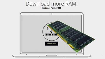 Năm 2021 rồi nhưng vẫn có người lên mạng 'tải RAM' rồi nhận cái kết đắng