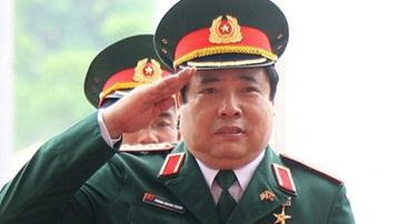 Đại tướng Phùng Quang Thanh từ trần tại nhà riêng