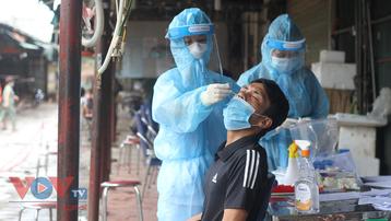 Ngày 11/9, Việt Nam ghi nhận 11.932 ca mắc mới COVID-19