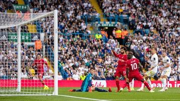 Kết quả Leeds 0-3 Liverpool: 'Lữ đoàn đỏ' vào top 3