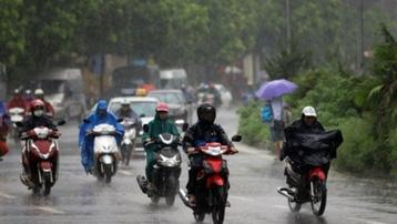 Thời tiết hôm nay: Từ Thanh Hóa đến Quảng Bình có mưa vừa, mưa to, có nơi mưa rất to