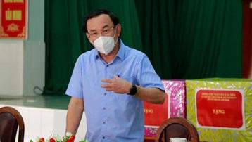 Bí thư Thành uỷ TP.HCM Nguyễn Văn Nên: Các thầy thuốc là ân nhân của TP.HCM