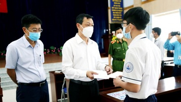 Bệnh viện Chợ Rẫy 'đỡ đầu' cho 4 học sinh mồ côi cha, mẹ vì Covid-19