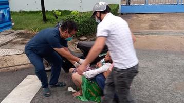 Bình Dương: Giúp sản phụ kịp thời 'vượt cạn' ngay lề đường
