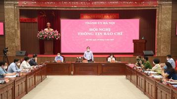 Hà Nội ban hành Chỉ thị số 22 về phòng chống dịch Covid-19