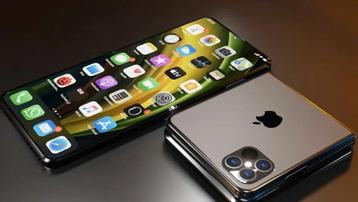 iPhone màn hình gập sẽ ra mắt vào năm 2023?