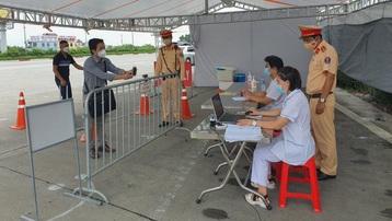 Ra, vào thủ đô Hà Nội, người dân cần những giấy tờ gì?