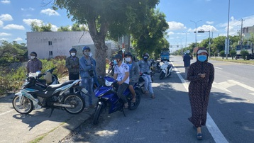 Rắc rối thủ tục ra, vào thành phố Đà Nẵng trong giai đoạn hiện nay