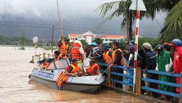 Các tỉnh Trung Bộ và Tây Nguyên chuẩn bị sẵn phương án ứng phó với áp thấp nhiệt đới và mưa lũ