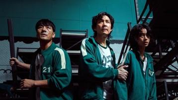 Mặc đánh giá trái chiều, bom tấn 'Squid game' đứng thứ 2 Netflix toàn cầu