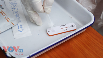 Hà Nội: Điều chỉnh phân luồng xét nghiệm sàng lọc chẩn đoán SARS-CoV-2