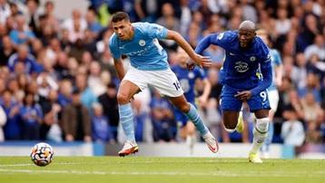Kết quả Chelsea 0-1 Man City: Đánh sập Stamford Bridge