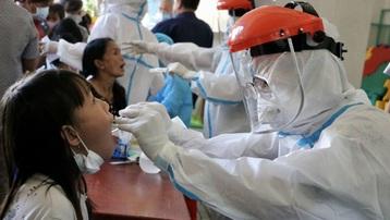 Bà Rịa - Vũng Tàu liên tục thay đổi giá test kháng nguyên SARS-CoV-2