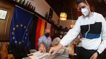 Bầu cử Đức: SPD chiến thắng sau kết quả chính thức sơ bộ