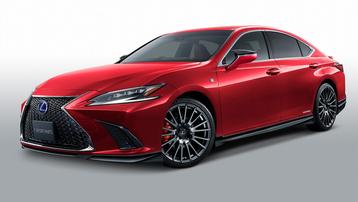 Lexus ES 2022 khác lạ với hàng loạt nâng cấp thể thao của TRD