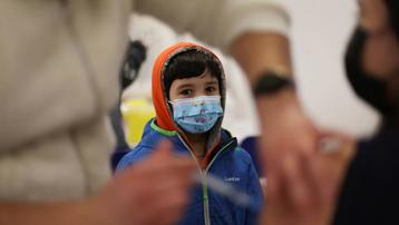 Nhiều bậc phụ huynh tại Mỹ lưỡng lự về việc chủng ngừa COVID-19 cho trẻ em