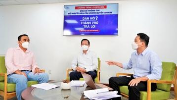 TP.HCM: Sẽ có thêm nhiều chính sách hỗ trợ người dân, doanh nghiệp gặp khó khăn do dịch bệnh