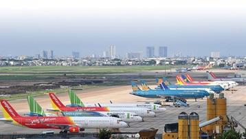 Sắp được mở lại đường bay nội địa theo vùng 'xanh, vàng, đỏ'?
