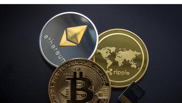 Giá Bitcoin, Ether rớt mạnh