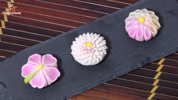 Wagashi - Nét tinh tế trong ẩm thực Nhật Bản