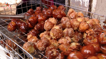 Những món bánh đánh thức vị giác trong mùa Thu Đông ở Hà Nội