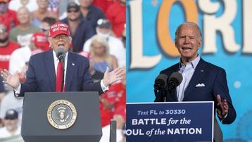 Trump - Biden 'so găng' ở Florida