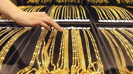 Giá vàng đảo chiều tăng 150.000 đồng mỗi lượng