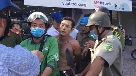 Bắt đối tượng cướp ngân hàng ở Sài Gòn