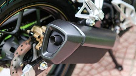 Cục Đăng kiểm lên tiếng về ống pô xe Honda Winner X