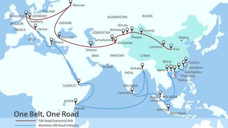 Bom nợ cản tham vọng Vành đai và Con đường của Trung Quốc