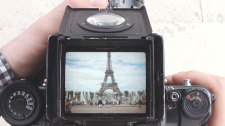 Ngắm một Paris đầy chân thực, sống động qua máy ảnh huyền thoại Pentax 67