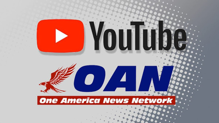YouTube cấm kênh thông tin OAN hoạt động trong một tuần