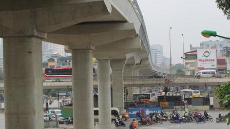 Thanh tra kết luận nhiều sai phạm tại dự án đường sắt Nhổn – ga Hà Nội