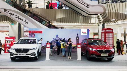 Thị trường ô tô Việt Nam bước vào cuộc đua nước rút cuối năm