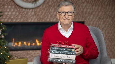 Bill Gates gợi ý 5 cuốn sách cho một năm nhiều biến động