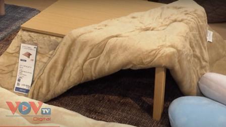 Nhật Bản: Bàn sưởi truyền thống Kotatsu được ưa chuộng trở lại