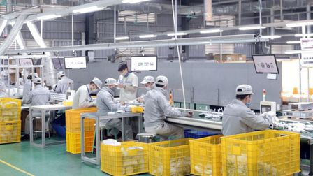 Sản xuất công nghiệp Hà Nội: Nỗ lực giữ đà phục hồi