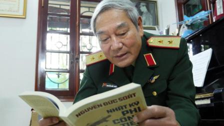 """Ra mắt cuốn """"Nhật ký Phi công Tiêm kích"""" của Trung tướng Nguyễn Đức Soát"""