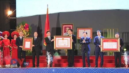 Công bố quyết định thành lập Khu Kinh tế ven biển Quảng Yên, tỉnh Quảng Ninh