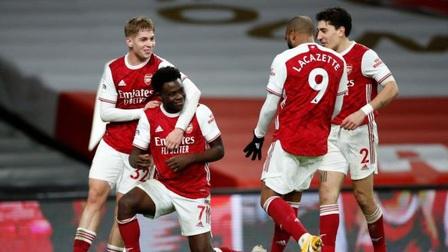 Kết quả Ngoại Hạng Anh vòng 15: Werner tịt ngòi 10 trận, Chelsea thảm bại trước Arsenal