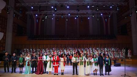Hoà nhạc Hợp xướng Giáng sinh Xanh: Sức mạnh của âm nhạc và sự cộng hưởng âm thanh