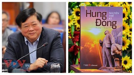 Tiểu thuyết Hừng Đông: Câu chuyện về người Cộng sản thời dựng Đảng